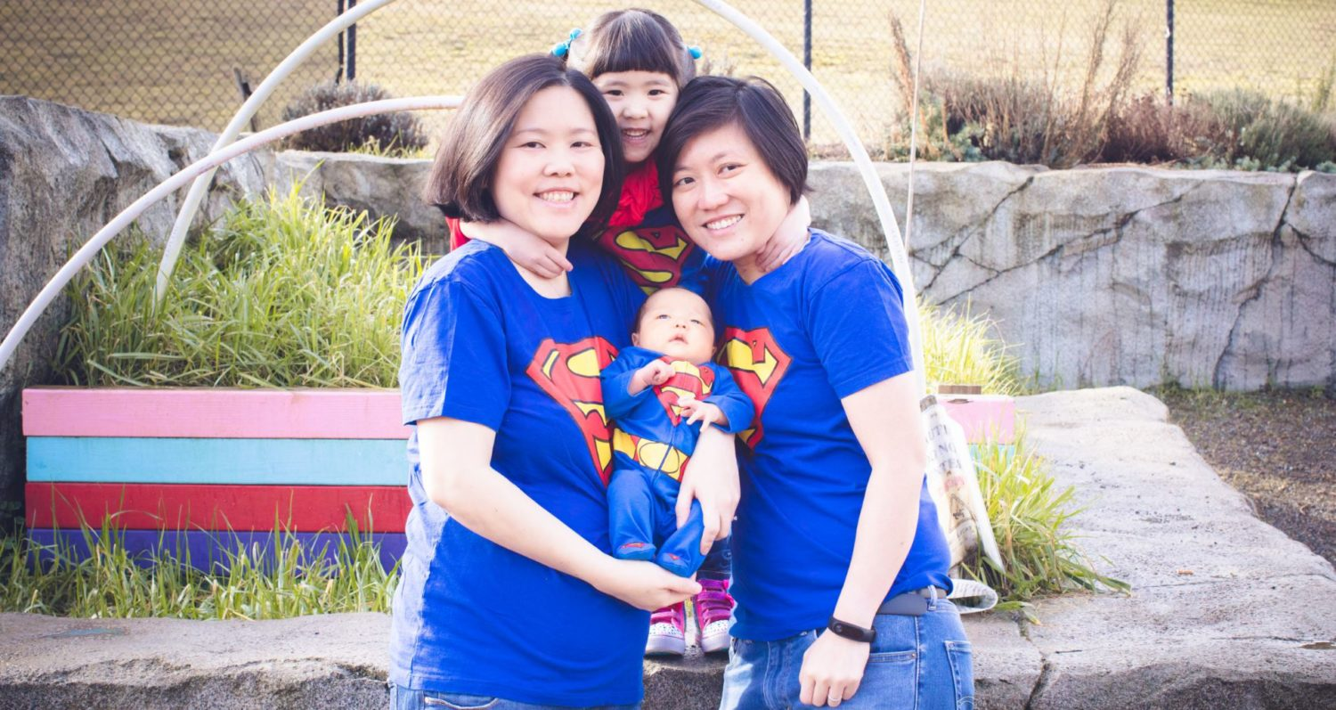 A blog about same-sex parenting, relationships & life hacking in between Singapore and Seattle